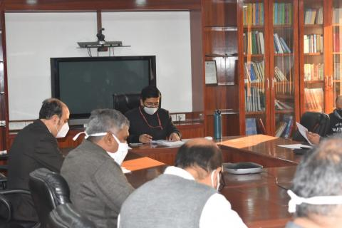 Quarterly meeting of the Official Language Implementation Committee